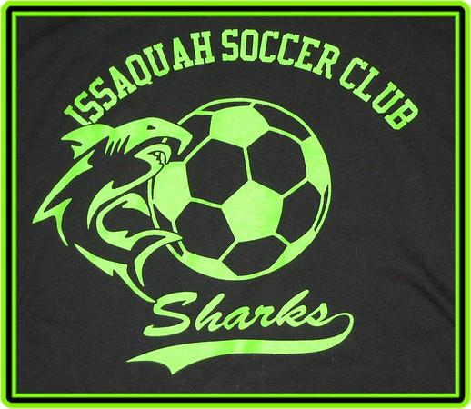Issaquah Soccer Club G96 Sharks